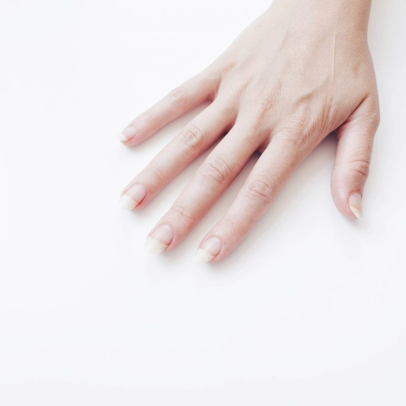 DIY – How to get strong white nails?
