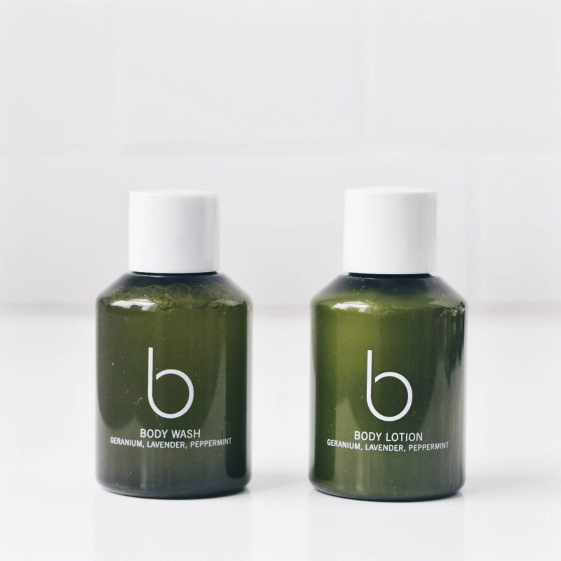 Bamford Luxury Organic Body Wash & Body Lotion