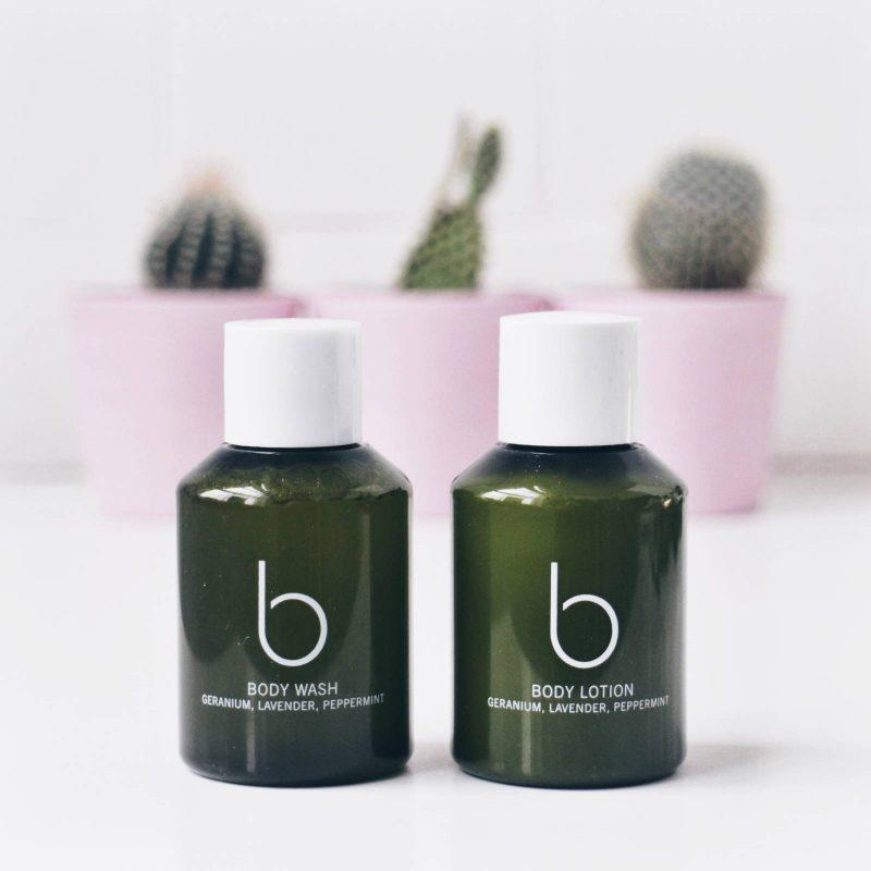 Bamford Luxury Organic Body Wash & Body Lotion