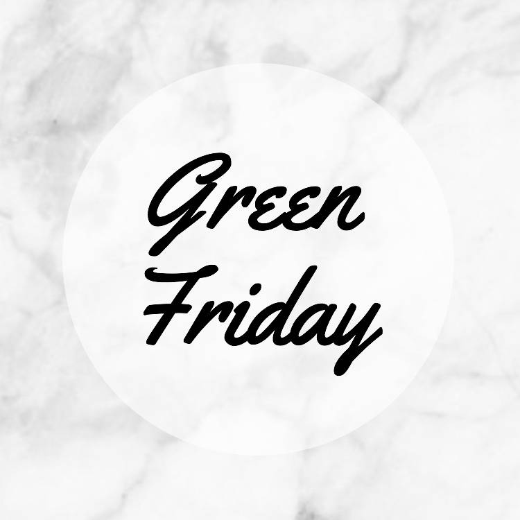 Green Beauty Black Friday (Black Friday : mes bons plans beauté bio / naturelle)