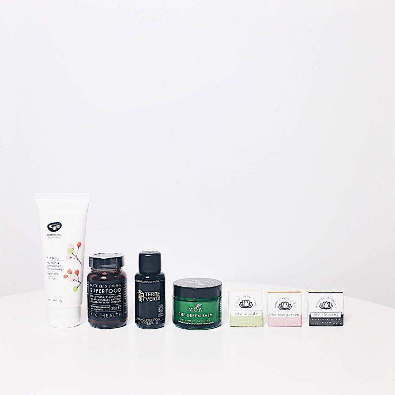 Vertue Natural Beauty Box