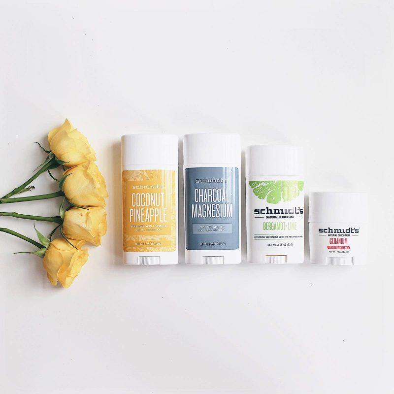 Schmidt's Natural Deodorant Review (Revue – Déodorants Naturels Schmidt's)