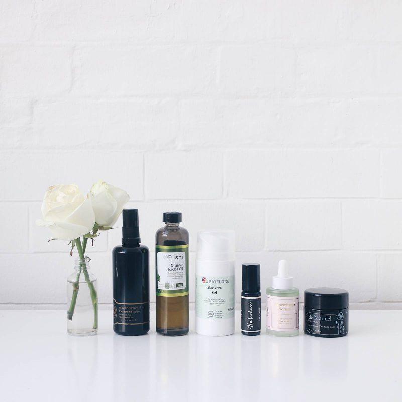 Natural Evening Skincare Routine ( Routine du soir : mes soins visage bio & naturels)