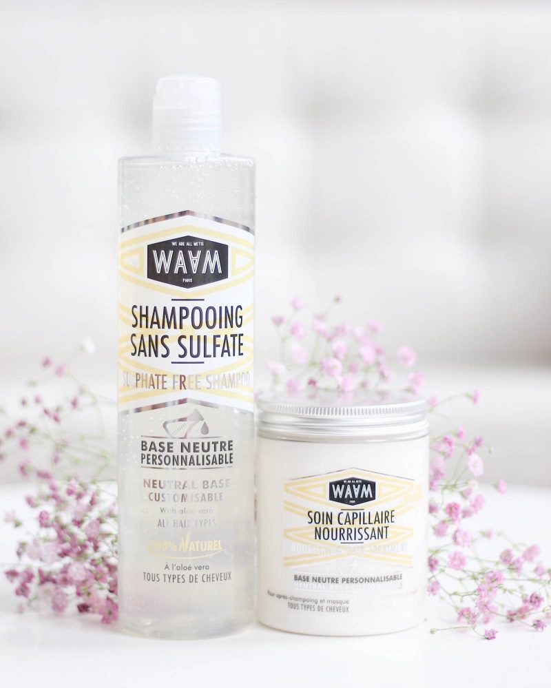 bases shampoing et soin capillaire waam avis et recettes ohmyskin. Black Bedroom Furniture Sets. Home Design Ideas