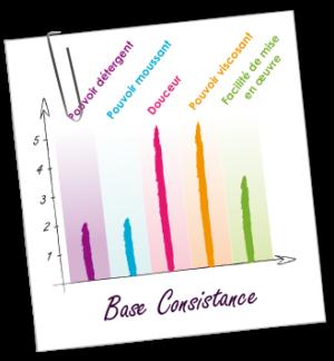 Tensioactif Base Consistance